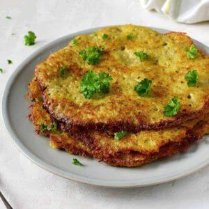 czech bramborák recipe