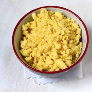 Czech drobenka recipe