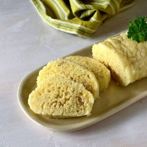 czech houskové knedlíky, bread dumplings authentic recipe