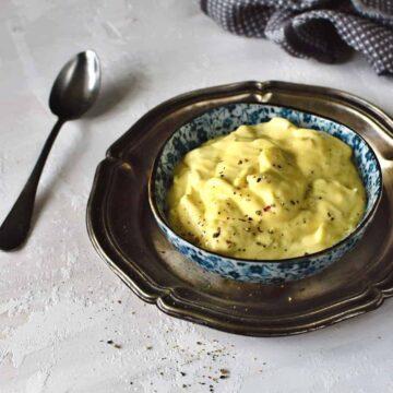 czech tartar sauce tatarská omáčka