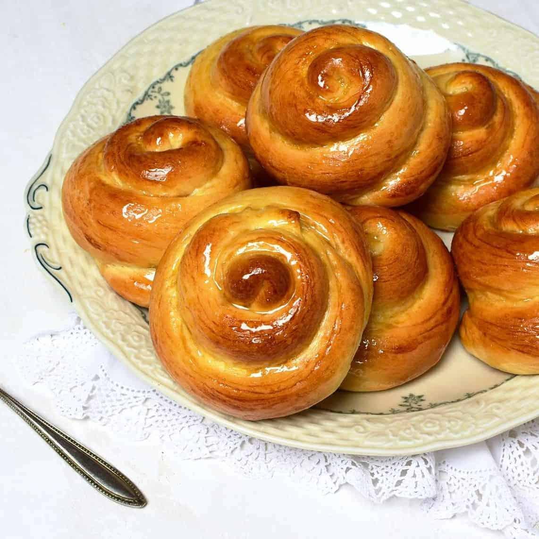 jidáše czech easter sweet pastry recipe