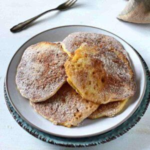 Czech lívance pancakes recipe
