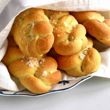 czech braided housky bread recipe