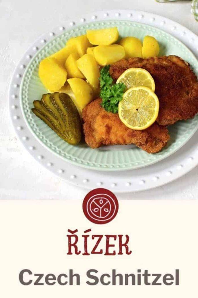 Czech řízek recipe