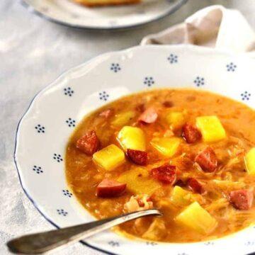 zelňačka soup