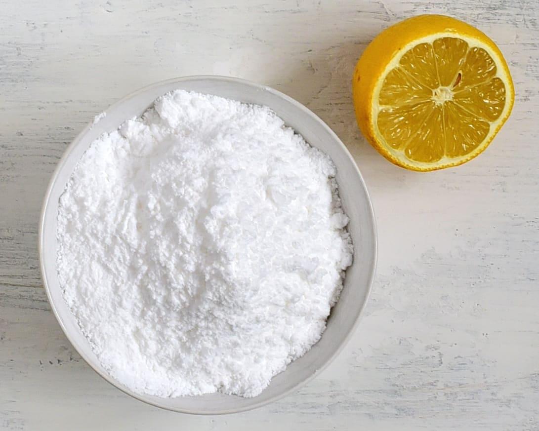 lemon icing ingredients