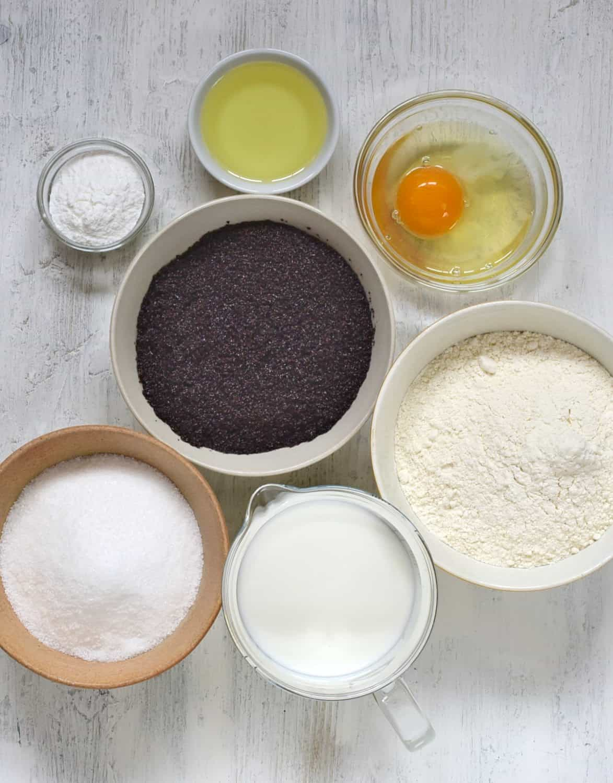 poppy seed cake ingredients