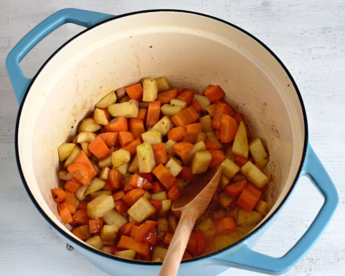 sautéed vegetable