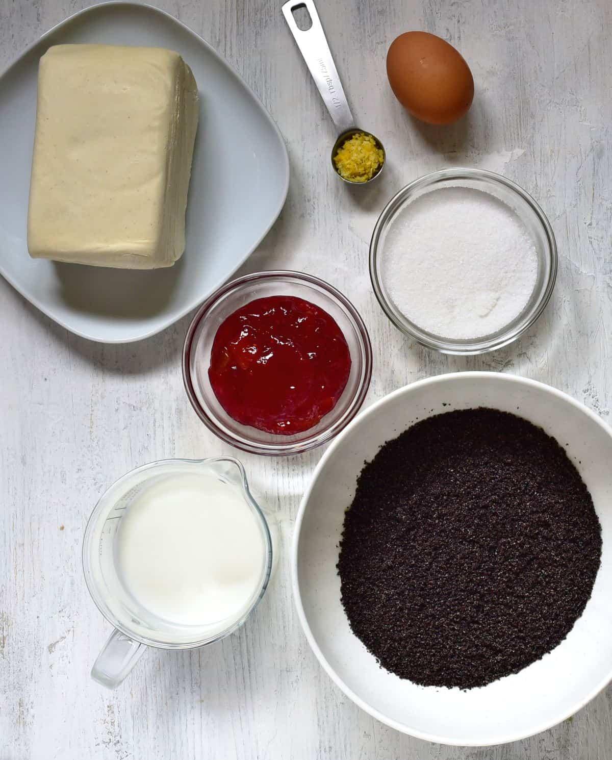 czech kohoutí hřebeny ingredients
