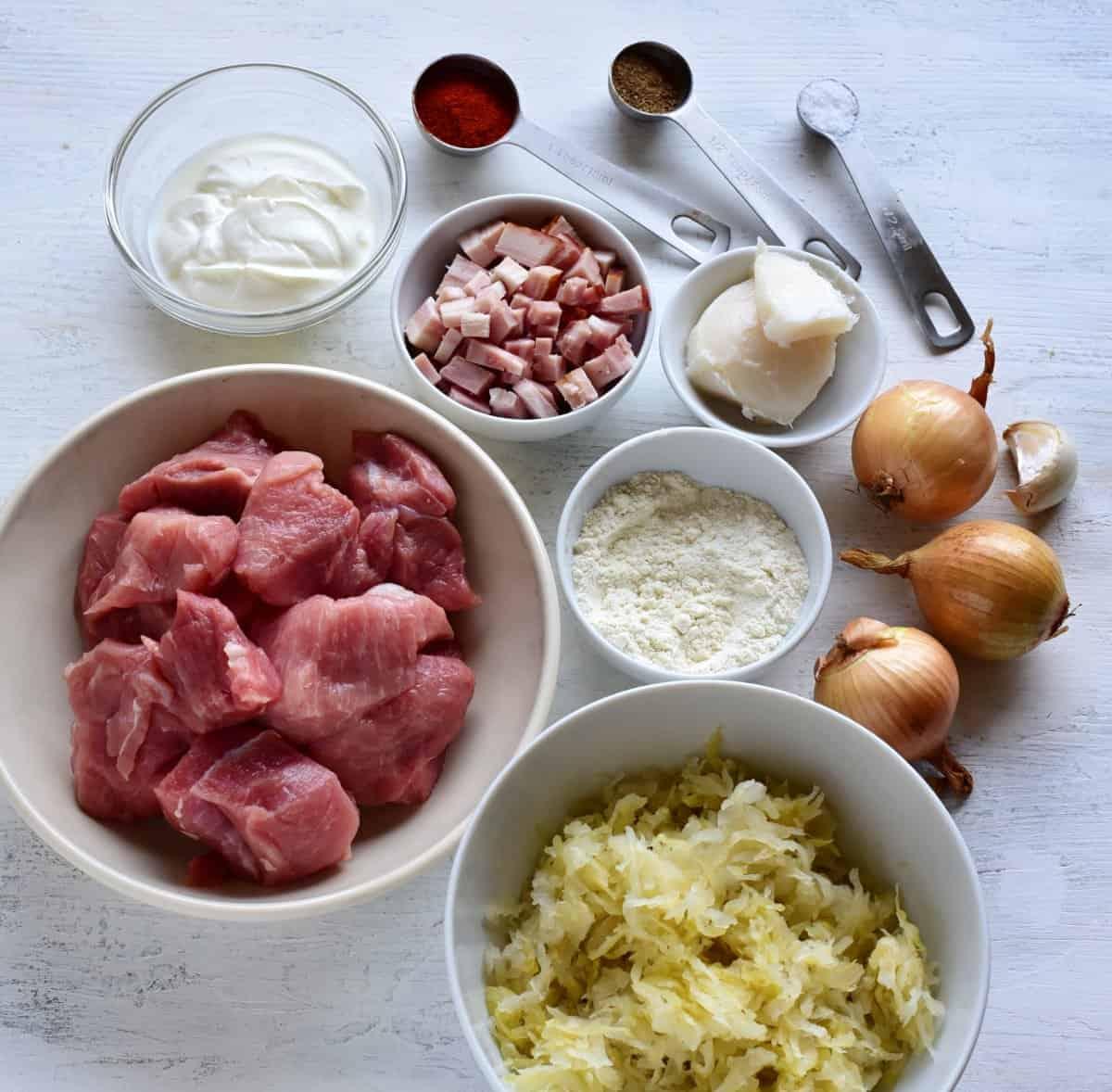 segedínský guláš ingredients