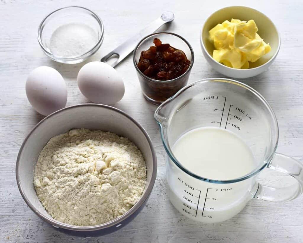 kaiserschmarrn ingredients