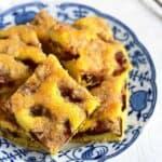 plum streusel coffee cake recipe