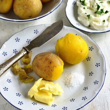 czech brambory na loupačku recipe