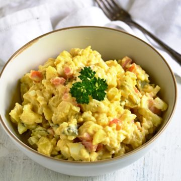 czech potato salad recipe bramborový salát