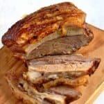 slow roasted pork belly czech vepřový bůček recipe