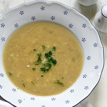 caraway soup recipe