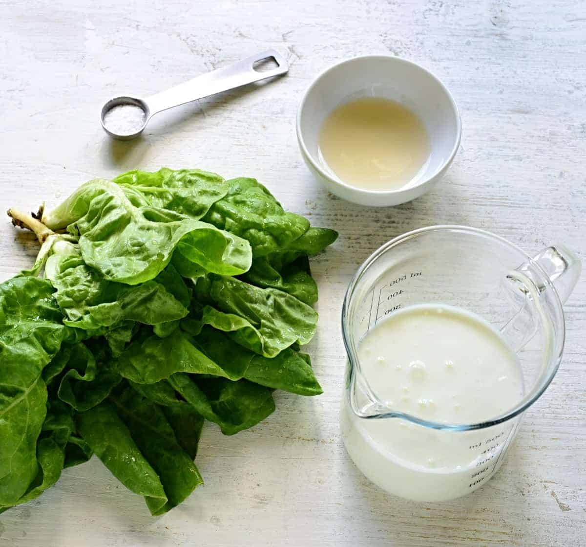 head salad with buttermilk dressing ingredients