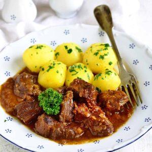 Austrian goulash recipe