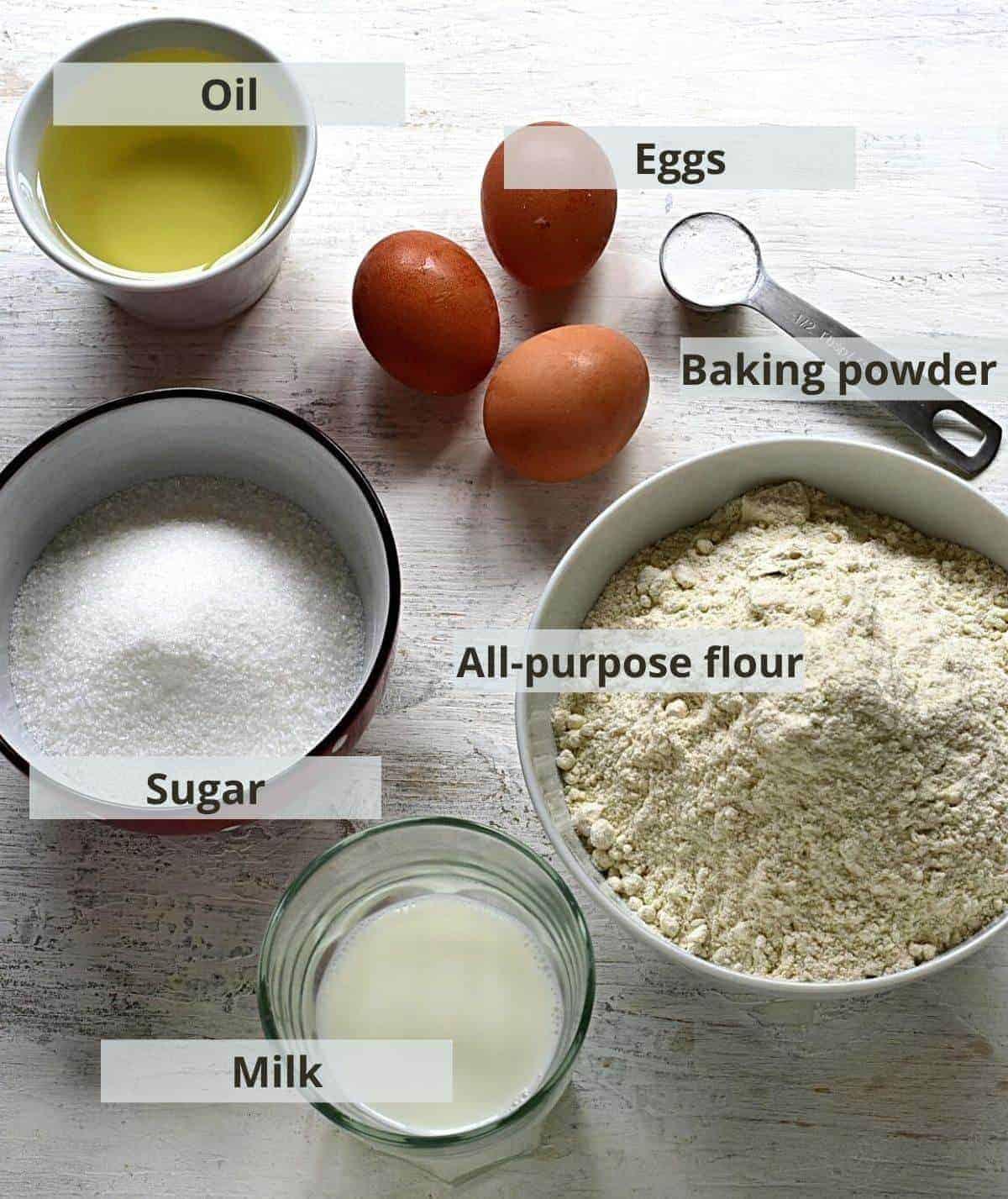 german plum cake ingredients.